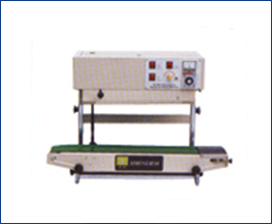 CONTINUOUS POUCH SEALING MACHINE (BAND SEALER)
